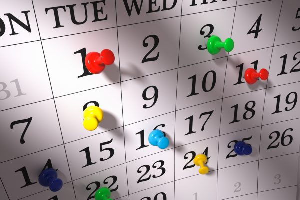 Link to calendar page