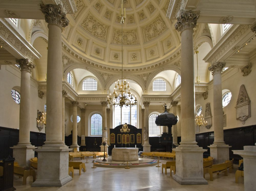 a brief history of St Stephen Walbrook